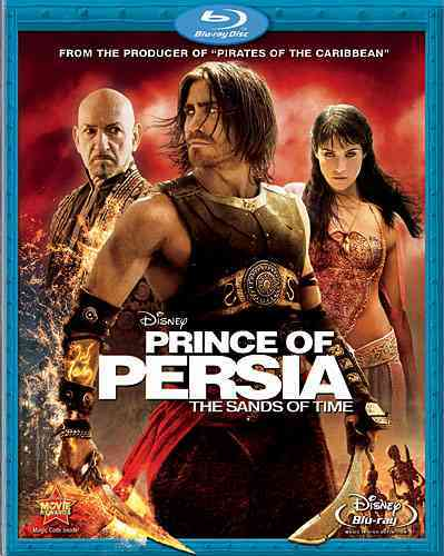 PRINCE OF PERSIA:SANDS OF TIME BY GYLLENHAAL,JAKE (Blu-Ray)